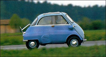 FIGHT!! BMW Isetta or Bond Bug | Retro Rides