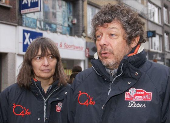Didier & Pat