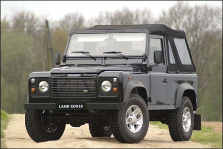 HD FATBOY - 4x4 - LAND ROVER DEFENDER