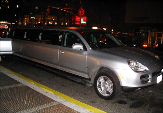 cayenne limousine (12)
