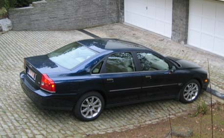 Essais 2004 : Volvo S80 T6 « Four C chassis » 2004 & S80 D5 « Four ...