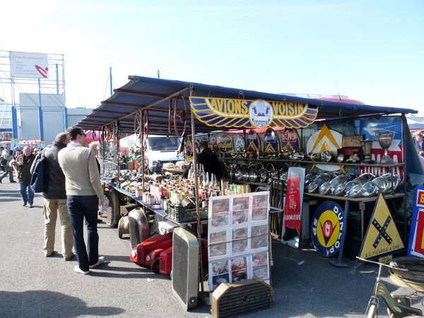 Automag salon champenois du v hicule de collection le for Salon auto reims