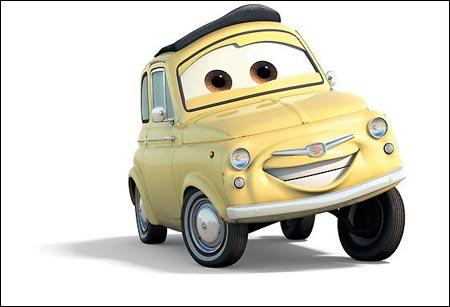 Voiture Cars  Luigi Et Guido