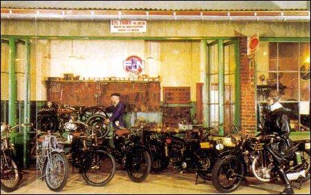 Automag marcel thiry mr motos belgique - Garage moto bmw belgique ...