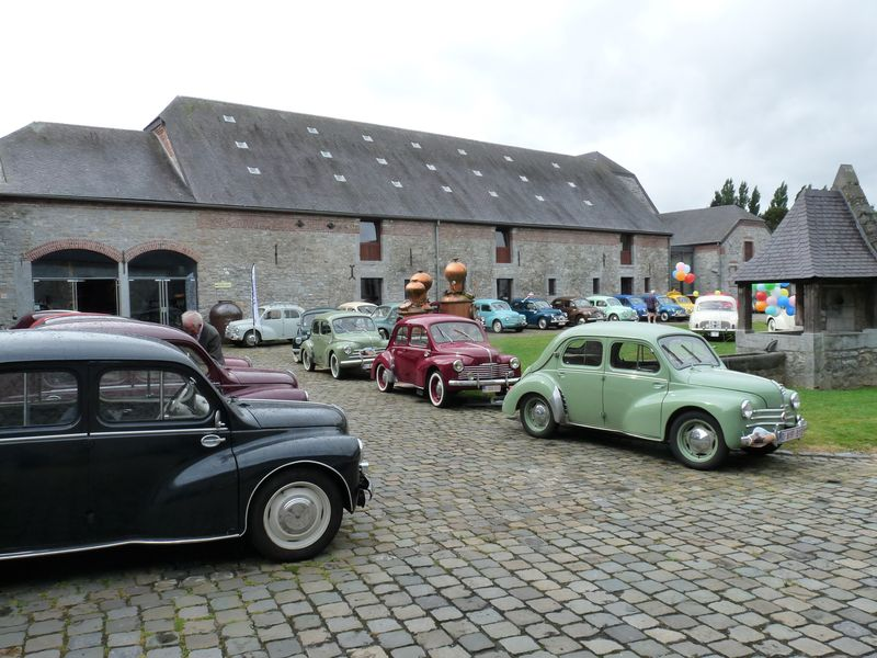 Automag la 4cv a f t ses septante ans for Garage auto gagny